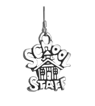 SCHOOL STAFF pendant