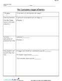 SCHOOL TRIP PLANNING PROJECT (SPANISH)