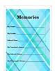 Memory Book: What a Wonderful School Year!