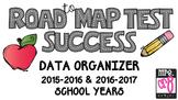 School Year Student MAP Data Organizer ROAD TO MAP TEST SUCCESS