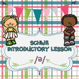 SCHWA INTRODUCTORY LESSON