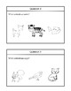 SCI 3.3 Sort Animals by Traits & Match Mom/Babies Extended Standard  NEW AAA