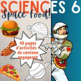 SCI 6FI ⇨ SPACEFOOD!