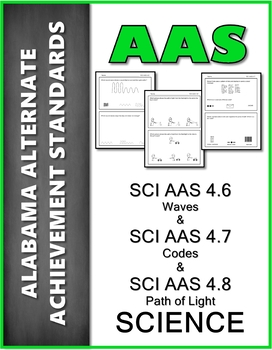 SCI.AAS.4.6,   SCI.AAS.4.7,  and SCI.AAS.4.8  Waves, Codes, and Path Of Light