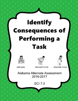 SCI ES 7.3 Identify Consequences NEW AAAExtended Standards