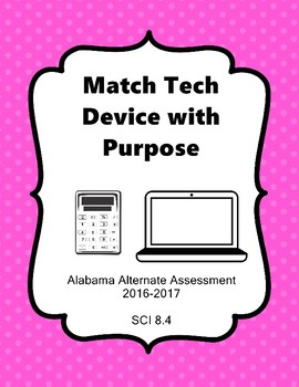 SCI ES 8.4 Match Tech Device to Purpose Extended Standards AAA