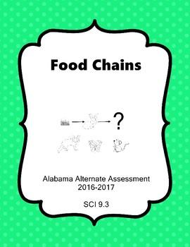SCI ES 9.3  Food Chain AAA