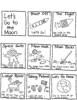 """SCIENCE:  """"Astronauts on the Moon"""" for Young Artists"""
