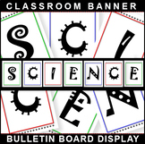 #1 Back-To-School! SCIENCE Bulletin Board Display for Clas