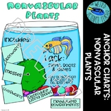 SCIENCE CLASSIFICATION DOODLE SCAFFOLDED NOTES/ANCHOR CHART: NONVASCULAR PLANTS