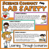 Science Room/Lab Conduct/Safety Scenarios, Plans, Activiti