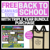 SCIENCE DIGITAL NOTEBOOK- Distance Learning & Google Classroom