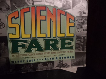 SCIENCE FAIR      ISBN 0-06-091218-9