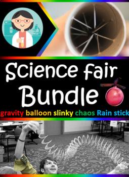 SCIENCE FAIR ORIGINAL IDEAS BUNDLE