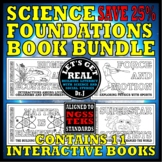 SCIENCE FOUNDATIONS BOOK BUNDLE