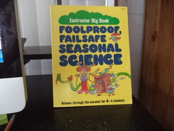 SCIENCE INSTRUCTOR BIG BOOK    K-4 STUDENTS