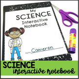 SCIENCE INTERACTIVE NOTEBOOK SPECIAL EDUCATION