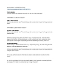 SCIENCE MAX: Generating Electricity Video Worksheet with t