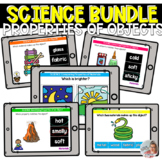 SCIENCE: Materials Bundle [Boom Cards]