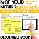 SCIENCE OF READING DECODABLE READERS   CVCe Books