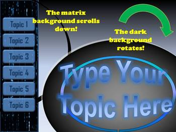 SCIENCE POWERPOINT TEMPLATE 1