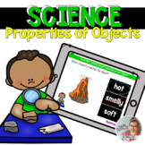 SCIENCE: Properties of an Object [Boom Cards]