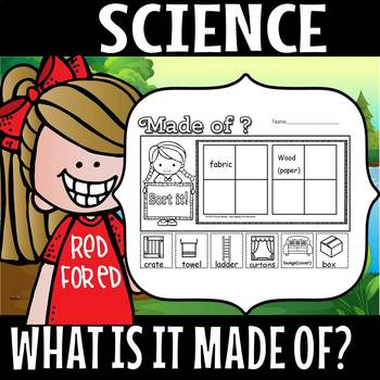 SCIENCE WHAT IS IT MADE OF
