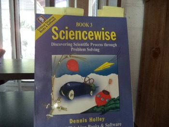 SCIENCEWISE BOOK 3            ISBN   0-89455-6799-7
