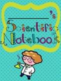 SCIENTIFIC METHOD - Experiment Log Booklet