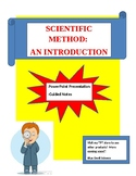 SCIENTIFIC METHOD POWERPOINT & GUIDED NOTES