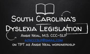 SCIRA Dyslexia Presentation