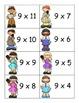 SCOOP! Multiplication Facts Practice Factors of 6 - 12