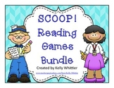 SCOOP! Reading Decoding Games Bundle - Money Saving!