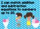 SCOOPING UP NUMBER SENSE~math center~