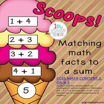 SCOOPS...Addition Math Facts