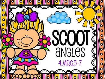 SCOOT - Angles (CCSS Aligned)