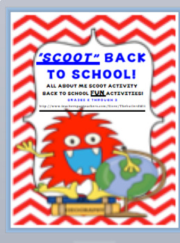 SCOOT BACK TO SCHOOL!