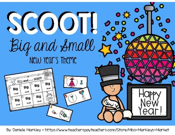 SCOOT! Big and Small - New Year Theme