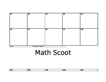 SCOOT Board