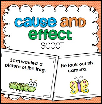 SCOOT Cause and Effect