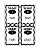 SCOOT! Compound Words