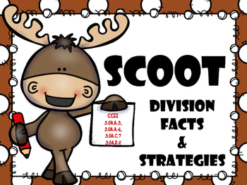 SCOOT - Division Facts & Strategies Common Core Aligned