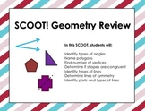 SCOOT!  Geometry Review