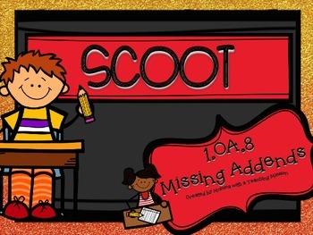 SCOOT Turkey Missing Addends 1.OA.8