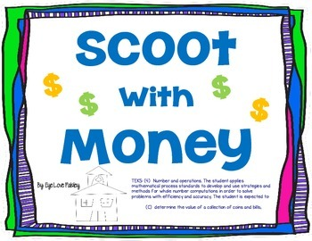 SCOOT: Money