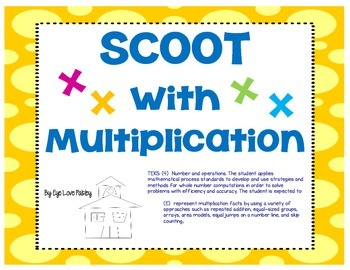 SCOOT: Multiplication