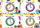 SCOOT! O'clock Task Cards Summer Theme