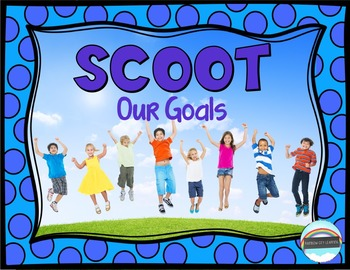 SCOOT OUR GOALS! : A Scoot Game for Goal Setting and Reflection