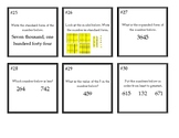 SCOOT! -- Place Value / Comparing Numbers Review Game!
