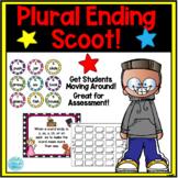 """SCOOT!"" Plural Endings"